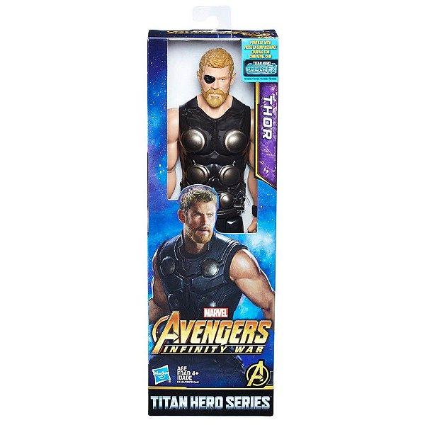 Vingadores Guerra Infinita - Boneco Thor