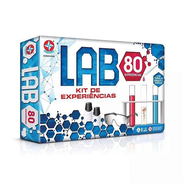 Lab 80 - Kit de experiências