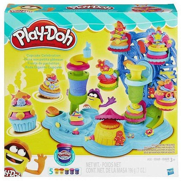 Play-Doh Roda Gigante CupCake