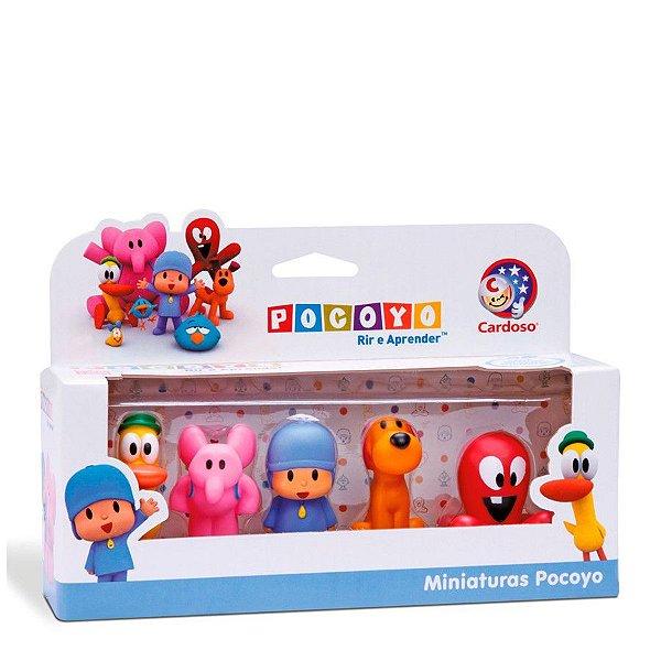 Miniaturas Pocoyo
