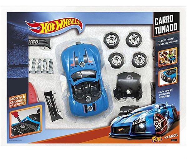 Hot Wheels Carro Tunado