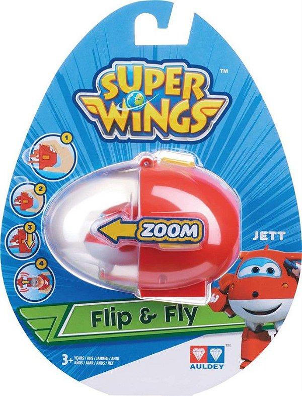 Super Wings Flip & Fly