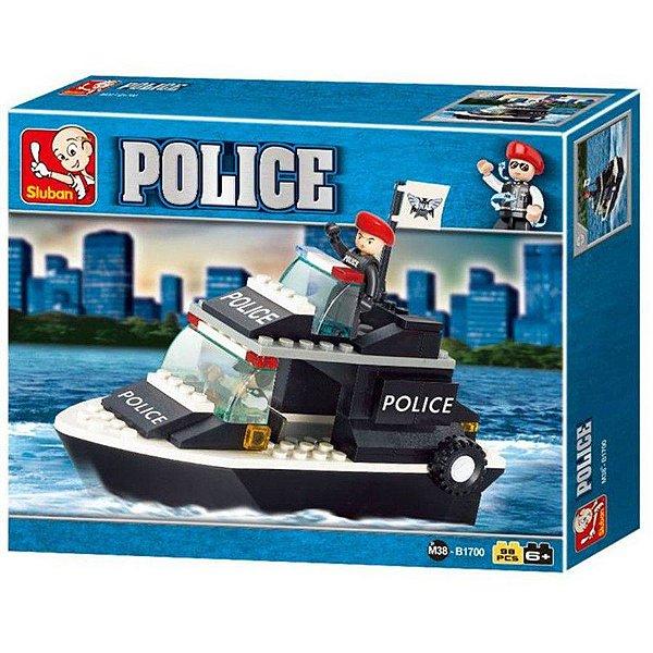Blocos Polícia - Guarda Costeira 98 pcs