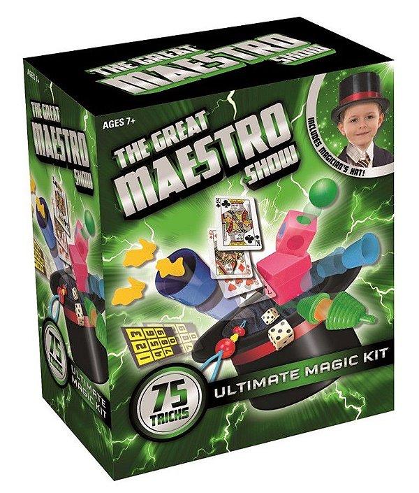 Jogo Multi Magic Ultimate 75 truques