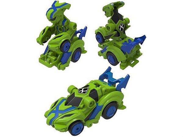 Robot Racerz Cloud Dasher X Thunder Cross