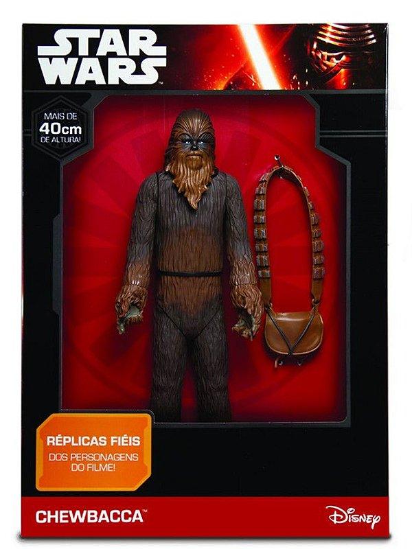 Boneco Chewbacca - Star Wars