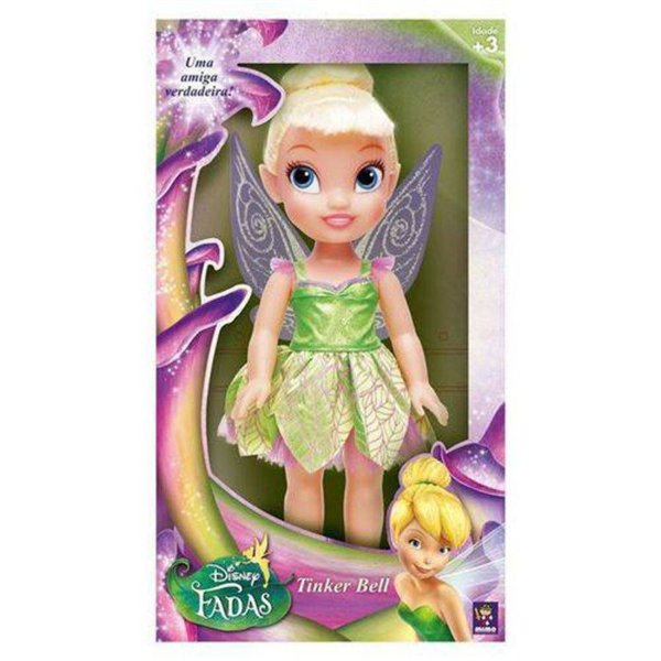 Minha Primeira Princesa Tinker Bell - Real