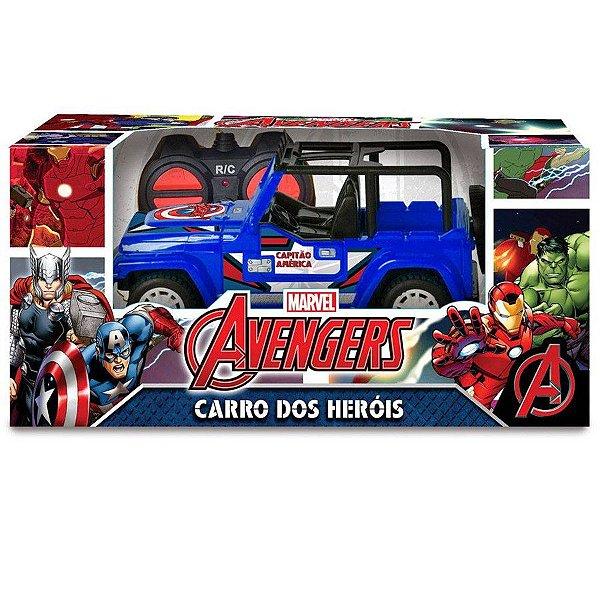 Super Carros - Capitão América