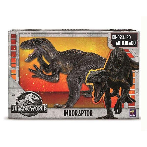 Dinossauro Indoraptor - Jurassic World
