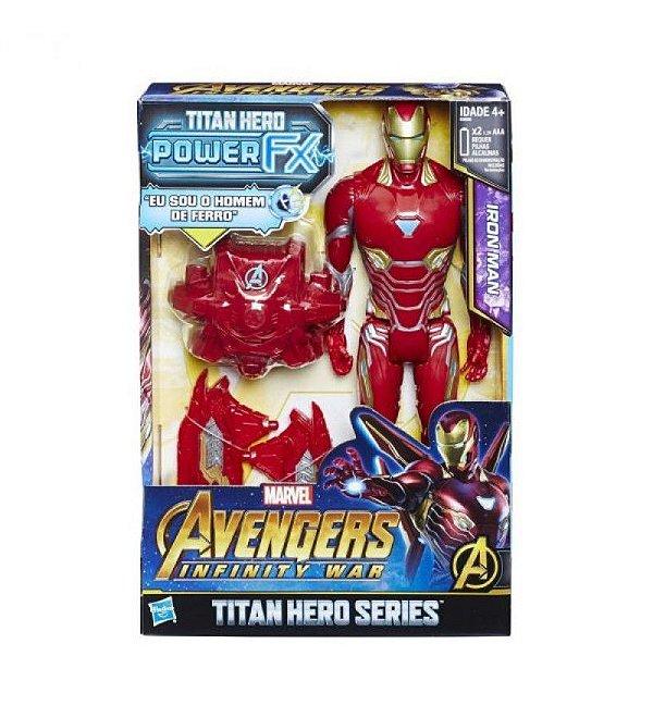 Avengers Power Pack Homem de Ferro