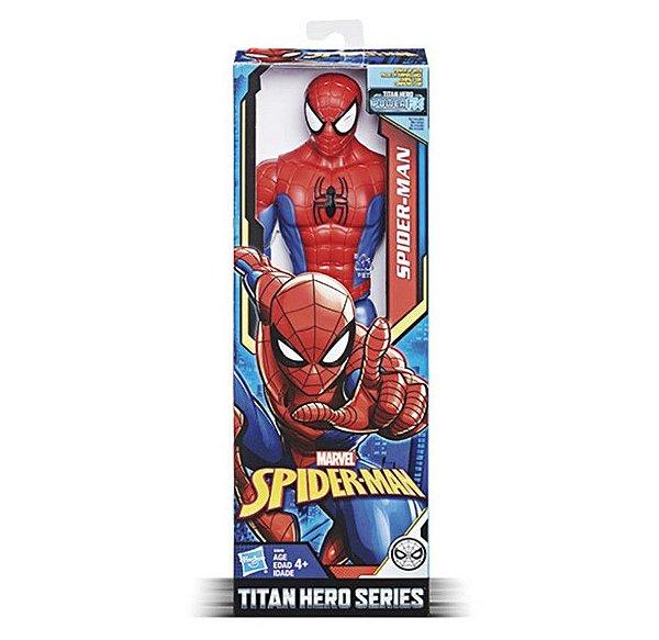 Boneco Homem-Aranha Titan Hero