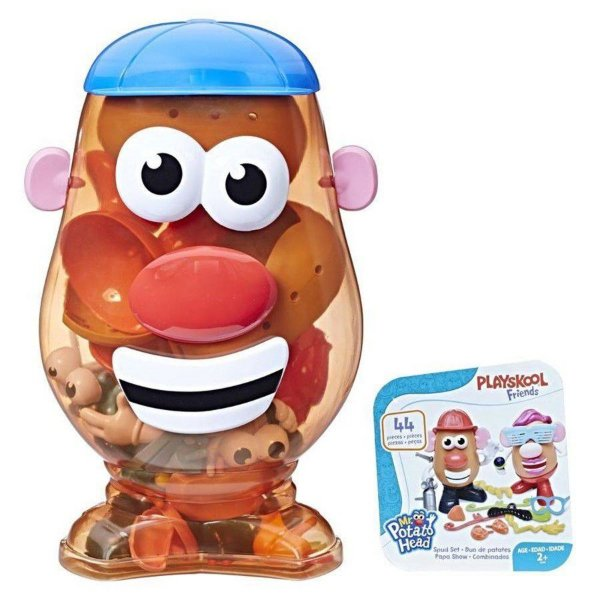 Mr Potato Head Container