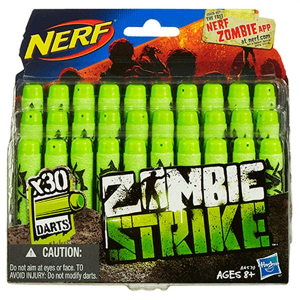 Nerf Zombie Strike 30 Dardos