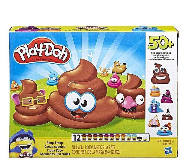 Play-Doh Caquinhas Divertidas