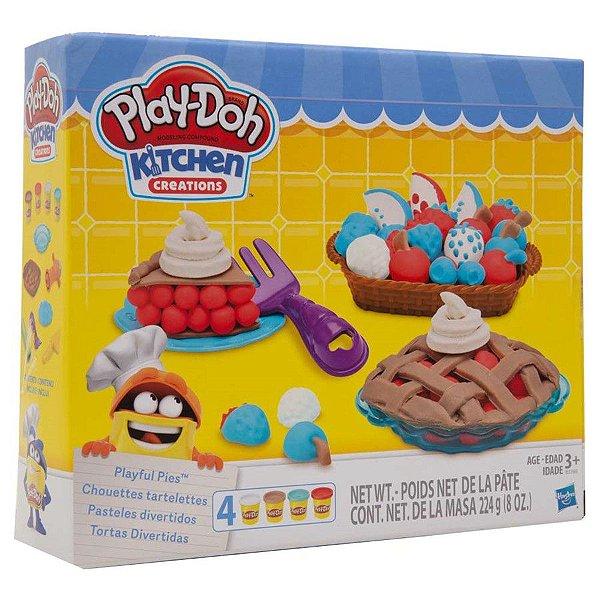 Play-Doh Tortas Divertidas