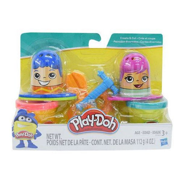 Play-Doh Cortes Divertidos