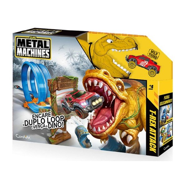 Metal Machines - Pista T-Rex Attack