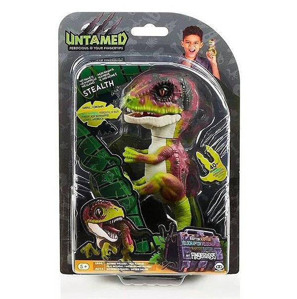 Untamed - Dinossauros Interativos