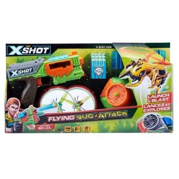 X-Shot Swarm Seeker