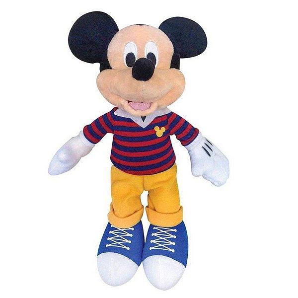 Disney Pelúcia Mickey e Minnie