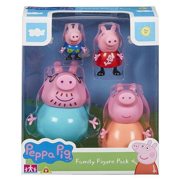 Peppa Pig - Família Pig