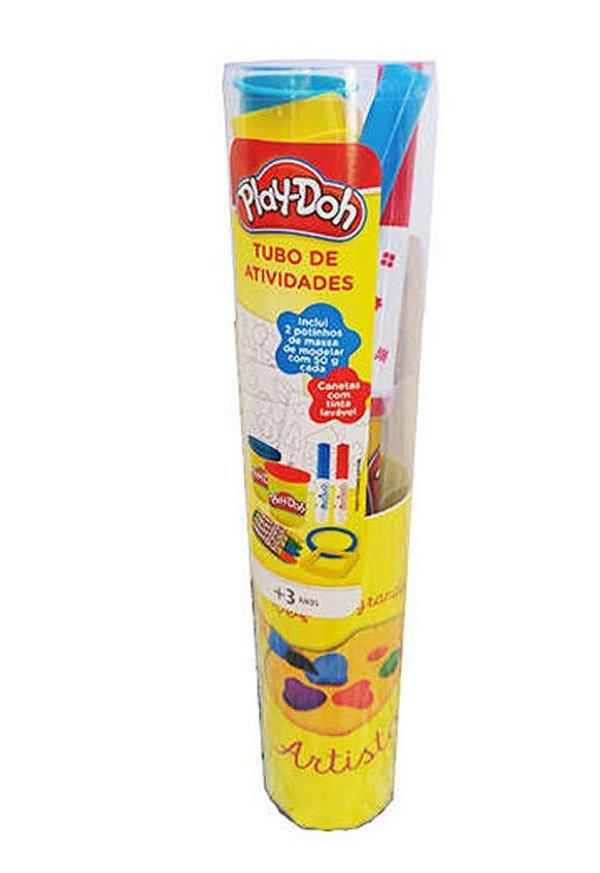 Play-Doh Tubo de Atividades