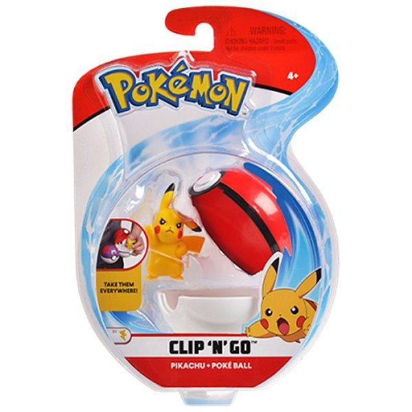 Pokémon Pokebola Clip 'N' Go