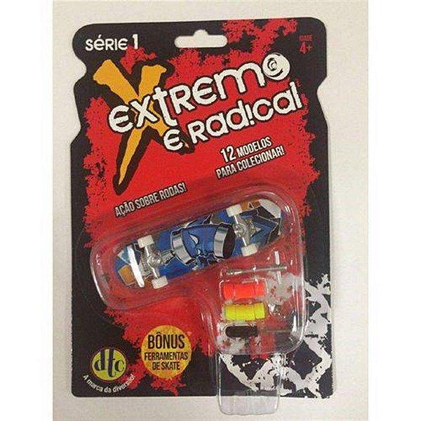 Skate de Dedo Extremo e Radical!