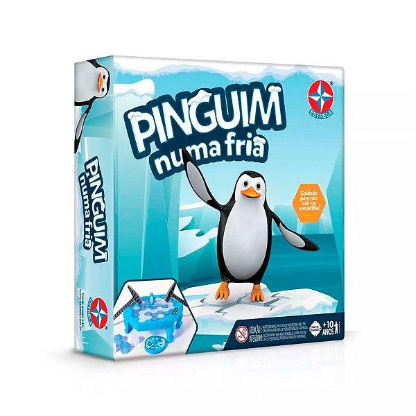 Jogo Pinguim Numa Fria
