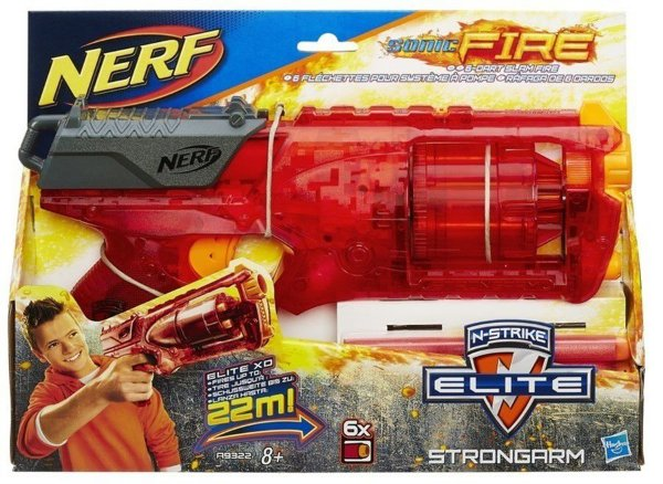 Nerf Elite Sonic Fire Strongarm