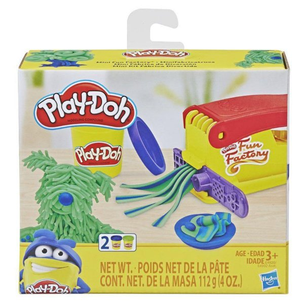 Play-Doh Mini Kit Fabrica de Diversão
