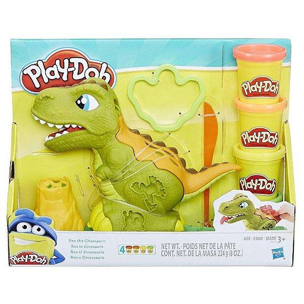 Play-Doh Rex O Dinossauro