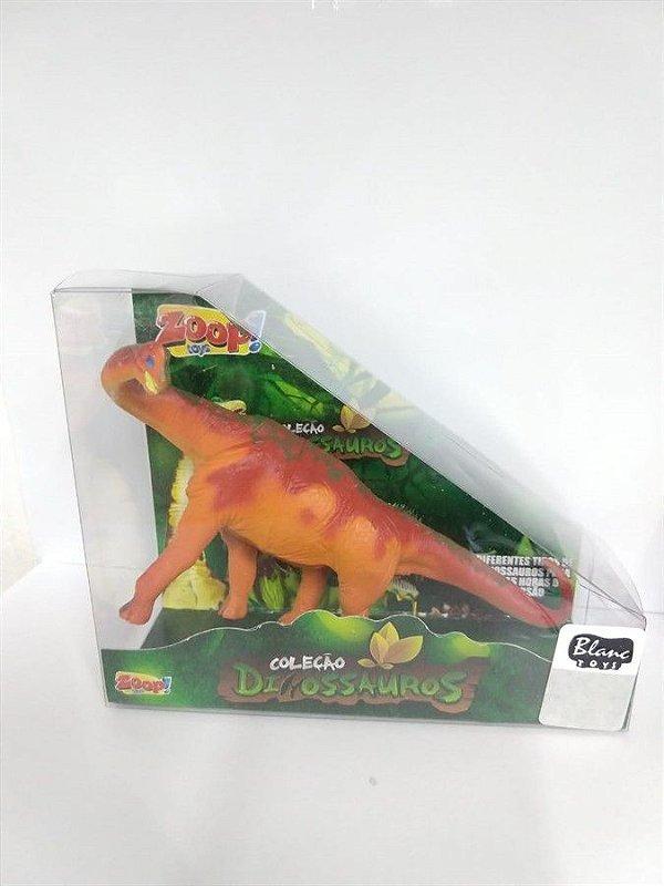 Boneco Coleção Dinossauros de borracha