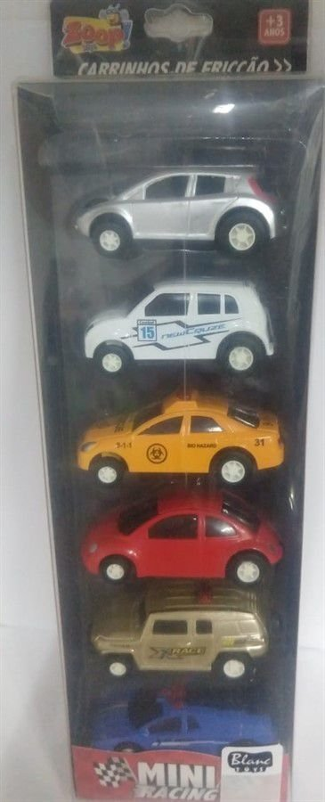 Coleção Mini Racing Club