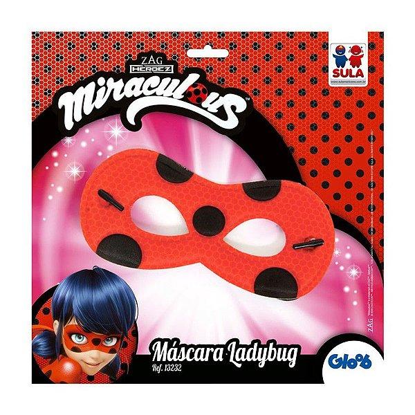 Máscara LadyBug