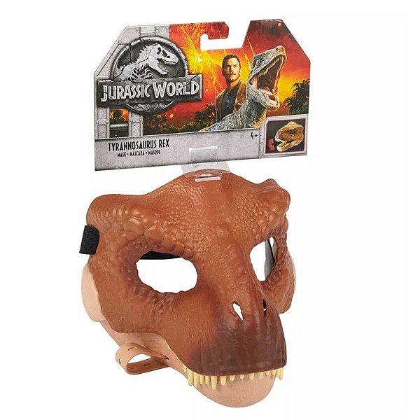 Jurassic World - Máscara T-Rex