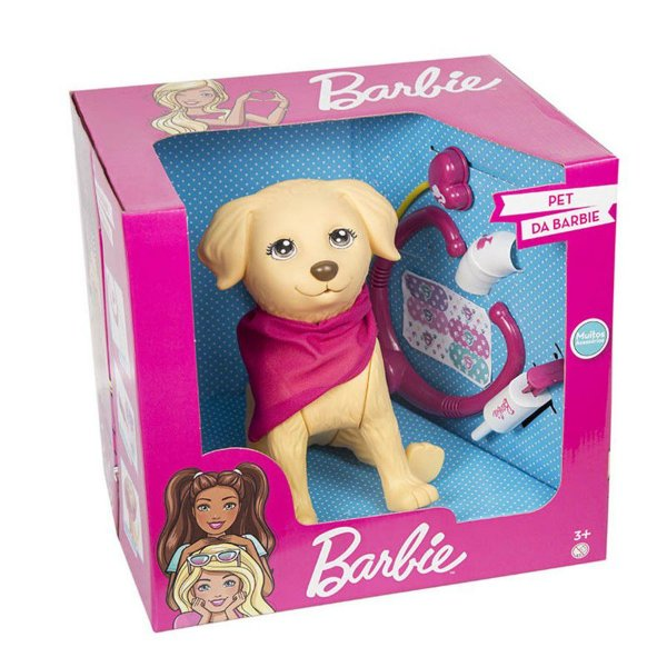 Pet da Barbie Veterinária