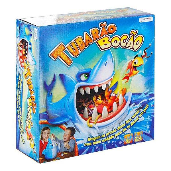 Jogo Tubarão Bocão