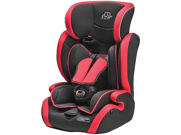 Cadeira para Automóvel - Multikids Baby 9 a 36kg - Vermelho