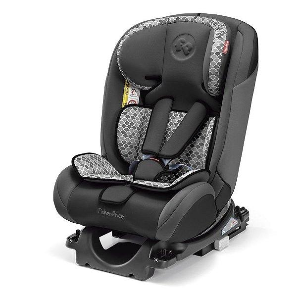 Cadeira Para Automóvel - Fisher-Price 0 a 36kg - Cinza