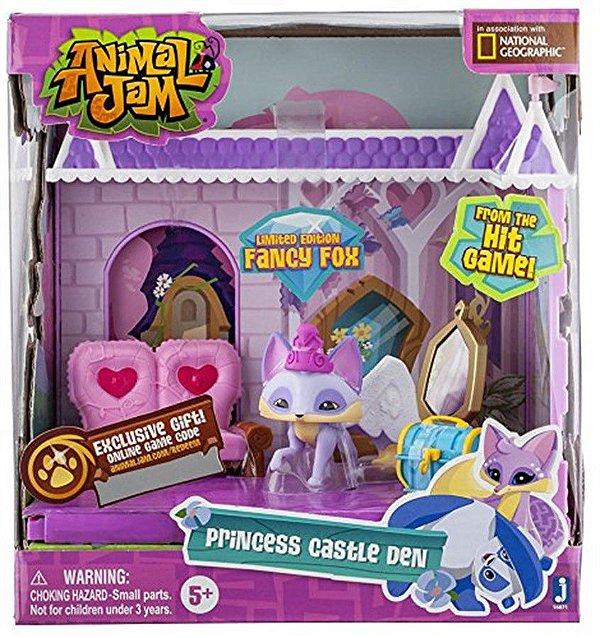 Animal Jam - Princess Castle Den