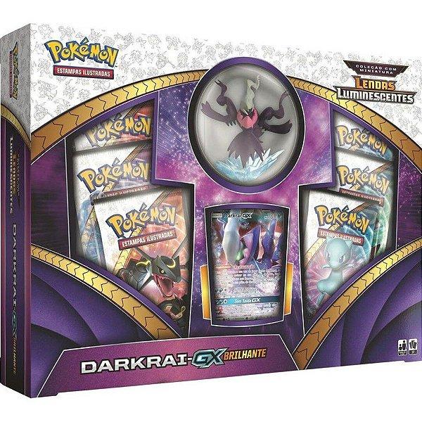 Pokémon - Box Darkrai-GX Birlhante