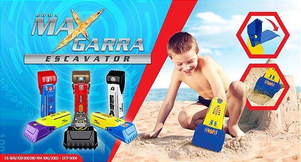 Max Garra - Escavator