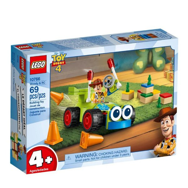 Lego Toy Story 4 - Woody & RC