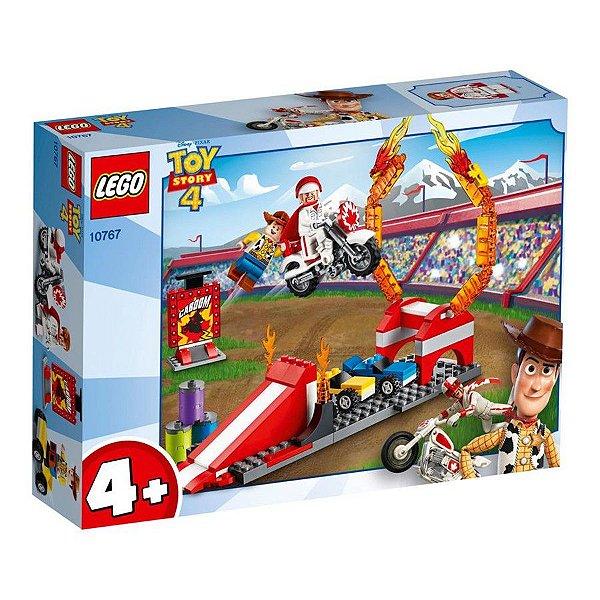 Lego Toy Story 4 - Show de Acrobacias do Duke Caboom