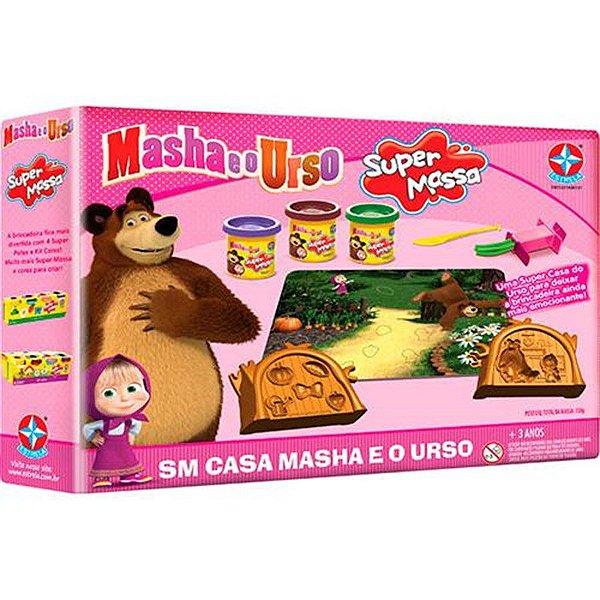 Super Massa - Casa Masha e o Urso