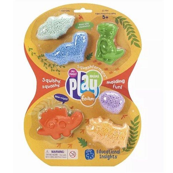 PlayFoam Espuma - Dinossauro