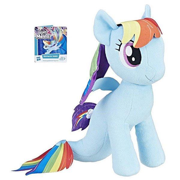 Pelúcia My Little Pony - Pônei-Marinho