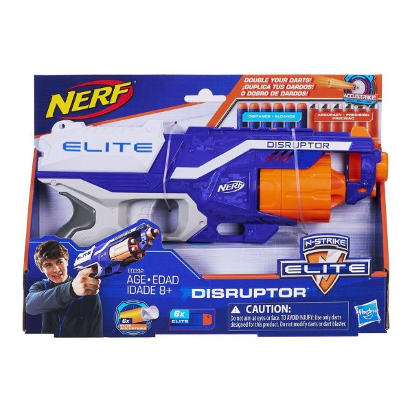 Nerf Elite - Disruptor Accustrike