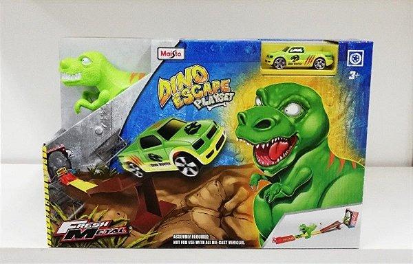 Auto Pista Fresh Metal - Dino Escape